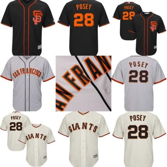 f42ea18b4 China San Francisco Giants Buster Posey Cool Base Player Baseball ...
