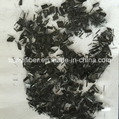 Chopped Carbon Fibers 100% Raw Fiber pictures & photos