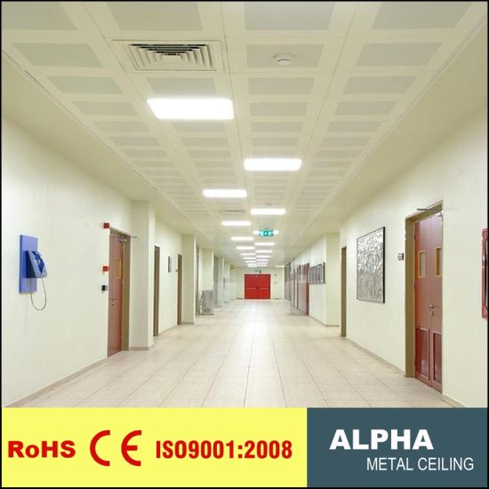 Superior Aluminum False Decorative Lay On Suspended Ceiling