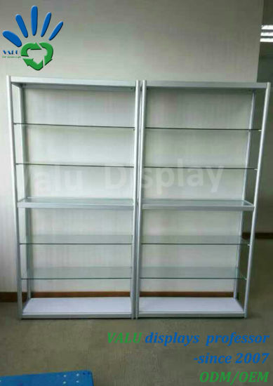 Glass Display Cabinet Showcases