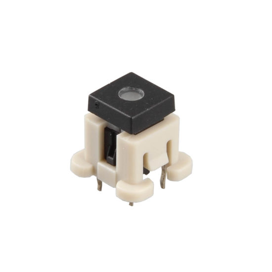 Metal Pushbutton Switch with LED pictures & photos