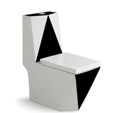 Washdown One Piece Toilet CE-T330b1