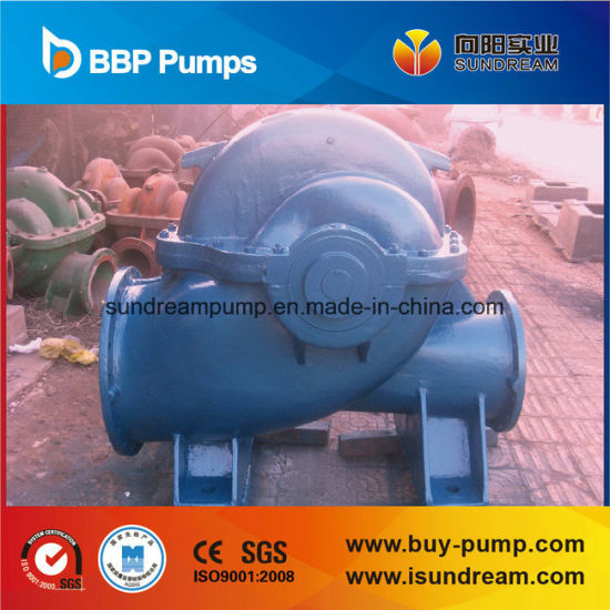 Horizontal Double Suction Split Case Pump pictures & photos