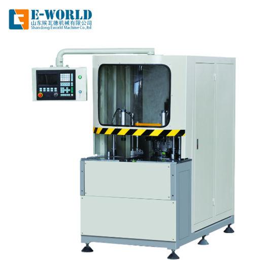 Factory Supply CNC Corner Cleaning Machine (3 cutters) for PVC Window Door Making UPVC Window Door Cleaning Machine UPVC Window Door Machine