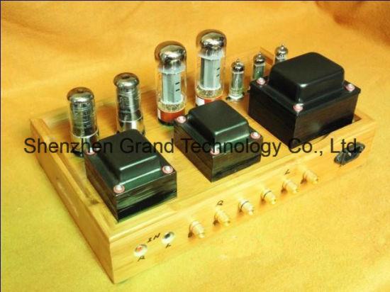 China 6j8p+EL34 Handmade Single-Ended Tube Amplifier (HF-2
