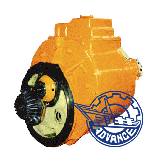 Construction Transmission D85 Transmission (TY220) Based on Komatsu Drawing pictures & photos