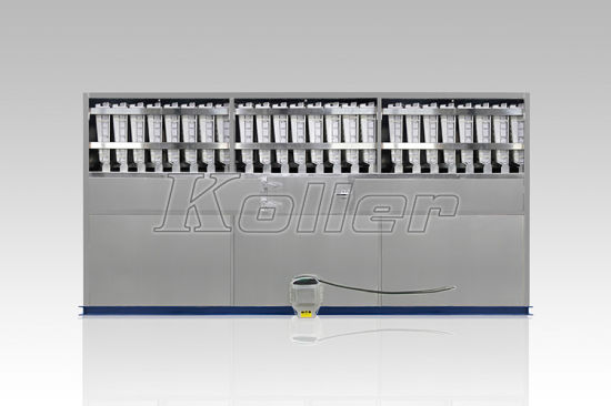 6tons Commercial Edible Ice Cube Machine (Guangzhou Factory) pictures & photos