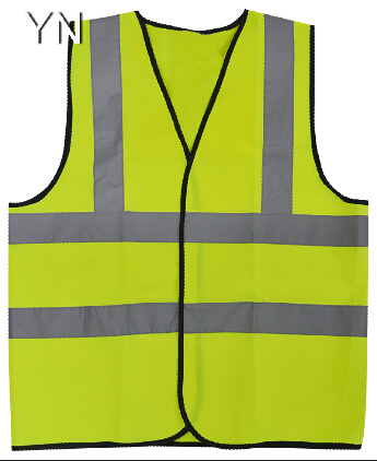 High Visibility Class 2 Reflective Safety Vest with Good Quality From Direct Factory pictures & photos