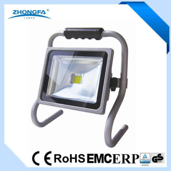 Outdoor Portable 30W LED Floodlight