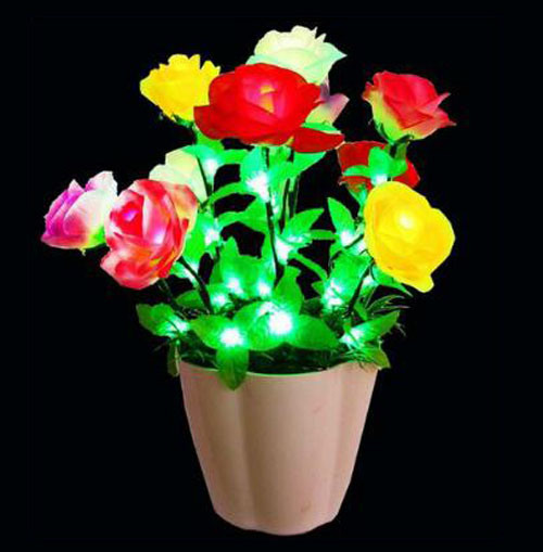 Hot Sale New Design LED Flowers/Artificial Flowers pictures & photos
