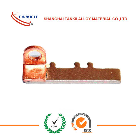 High Technology Copper Manganin Shunt Resistor for Kwh Meter pictures & photos