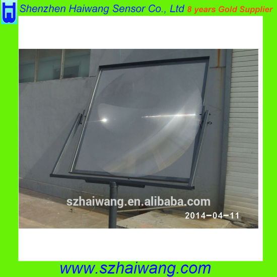 Factory Supply Fresnel Lens for Solar Cooker (HW-F1000-5) pictures & photos
