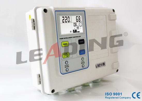 Intelligent Pump Control System for Booster Pump L921-B