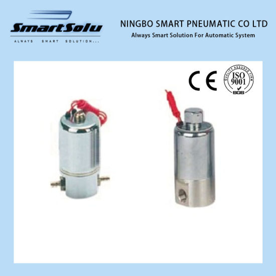 Smart High Quality Compact Solenoid Valve pictures & photos