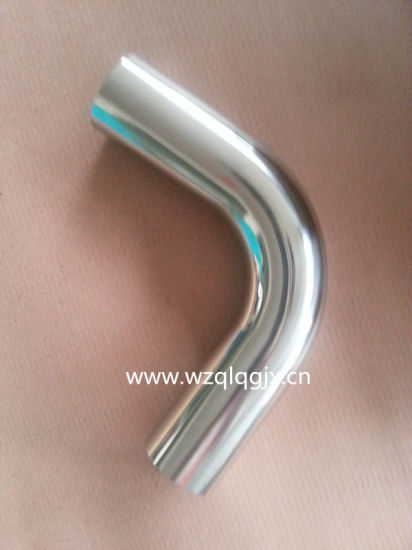 Sanitary Stainless Steel Special Welded Extension Elbow pictures & photos