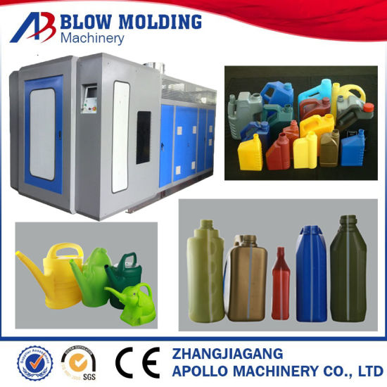 PE Drum Blow Molding Machine in 4 Gallon pictures & photos