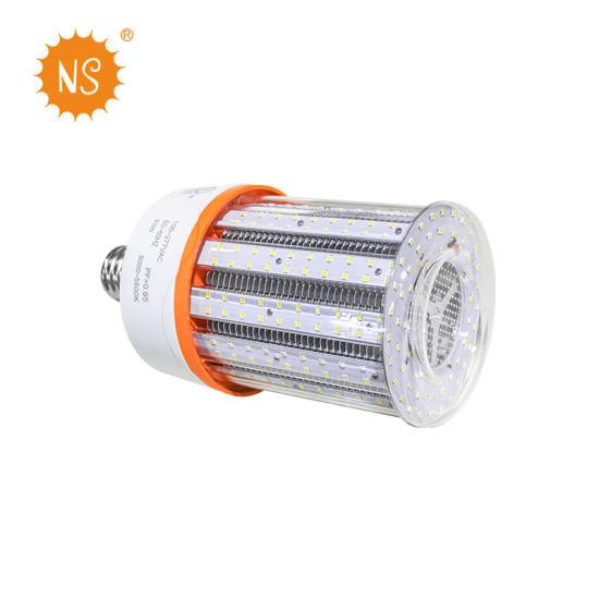LED Corn Bulb - 390W Equivalent Incandescent Conversion - E26/E27 Base - 11600lumens - 4000K-80watt