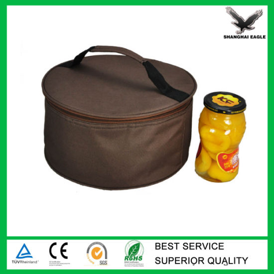 Disposable Insulated Ice Bag pictures & photos