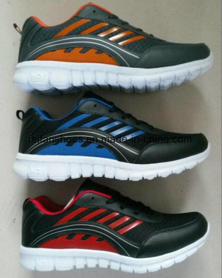 Men′s Athletic Casual Shoes Sneaker Sports Shoes Running Shoes (FF184-11) 82639db205a