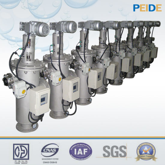 Automatic Self Clean Water Filters for Water Treatment (80-500 micron) pictures & photos