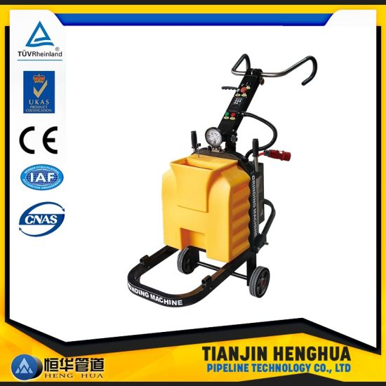 Endurable Diamond Grinding Wheel Electric Concrete Floor Grinding Machine and Polishing Machine pictures & photos