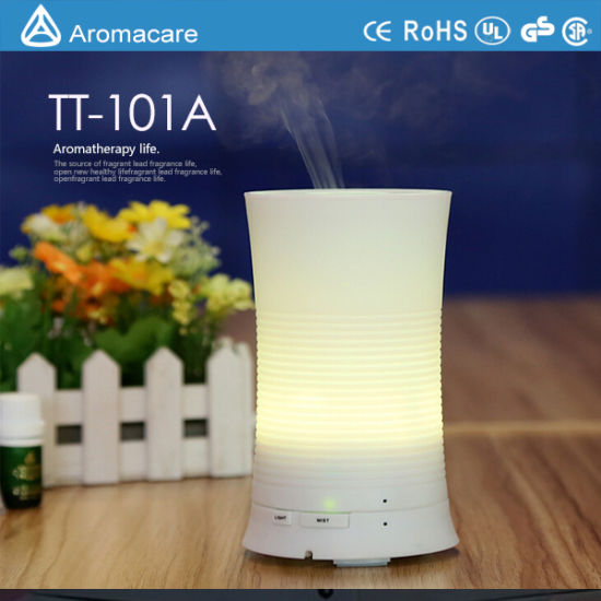 Aromacare Colorful LED 100ml Oxygen Humidifier Bottles (TT-101A) pictures & photos