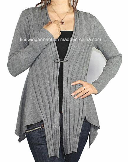 573d473464c086 China Women Fashion Luxury Fair Isle Long Sweater (12AW-056) - China ...