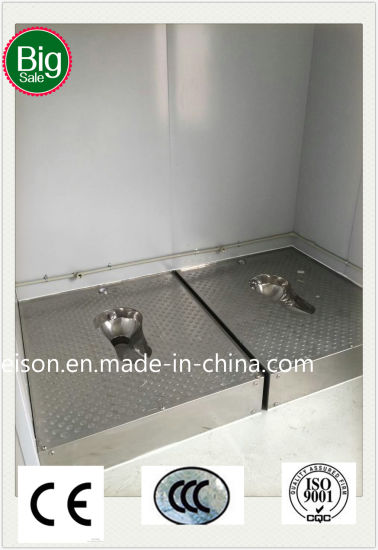 Modern Simple Mobile Prefabricated/Prefab Public Toliet/ House for Hot Sale pictures & photos