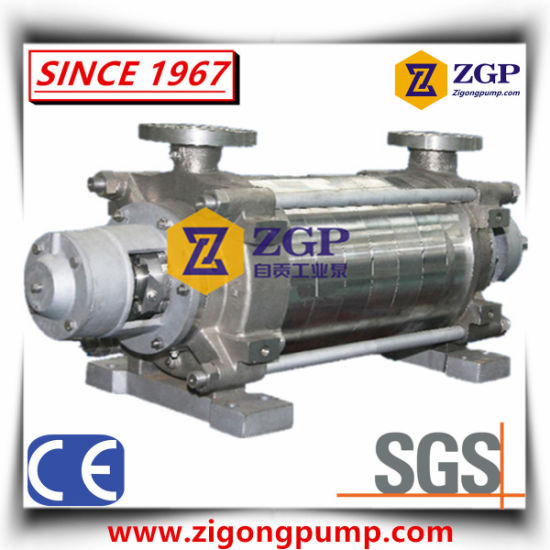 China Multi-Stage High Pressure Electric Motor Centrifugal Chemical Water Pump pictures & photos