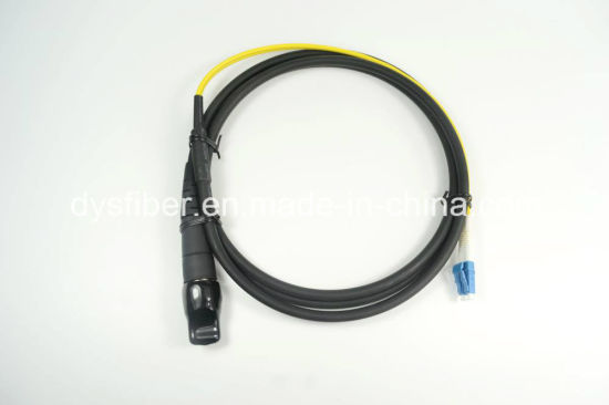 Amphenol Male Odc-LC Duplex Outdoor Ftta Cable pictures & photos