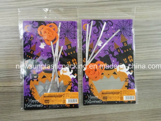 China clear and printed opp cpp header bags with resealable seal clear and printed opp cpp header bags with resealable seal tape m4hsunfo