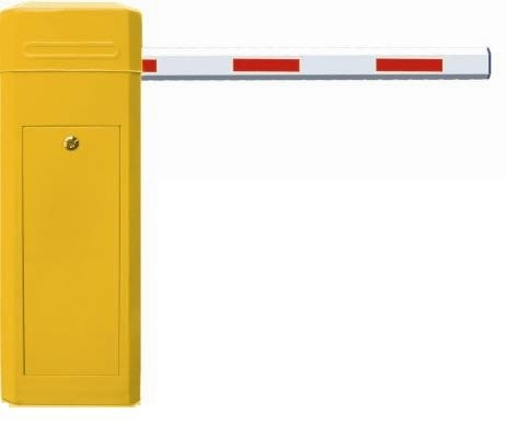 Automatic Road Traffic Barrier Gate BS-306 Baisheng Barrier Parking System