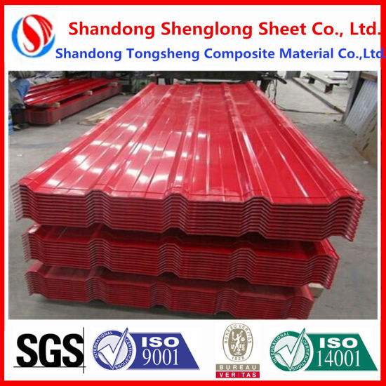 PPGI/Corrugated Zink Roofing Sheet/Galvanized Steel Price Per Kg Iron pictures & photos