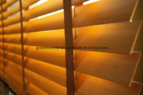 Wooden Venetian Blind pictures & photos