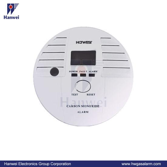 Carbon Monoxide Alarm Battery Operated Co Alarm En50291 Approval (Venus)