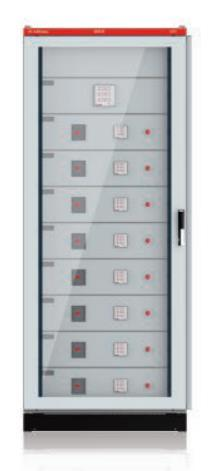 W-MD Max Low Voltage Switchgear Cubicle