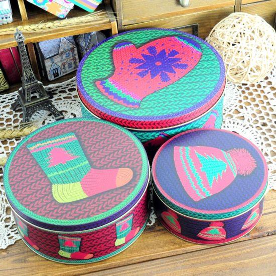 Storage Biscuit Tin Box Supplier in China