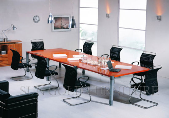 China Luxury Conference Table High Top Meeting Table Design SZ - High top office table