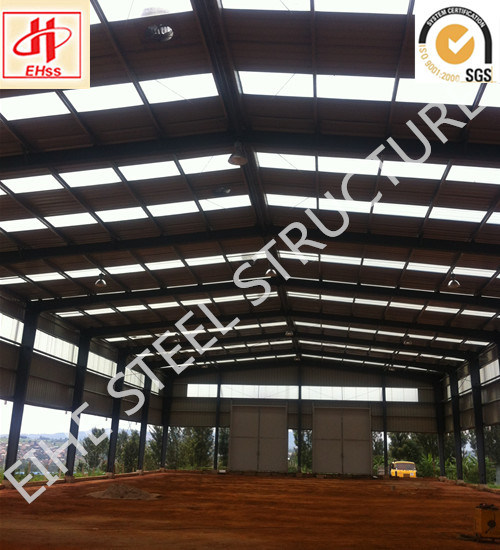 Light Fabrication Steel Frame Sheds for Sale pictures & photos