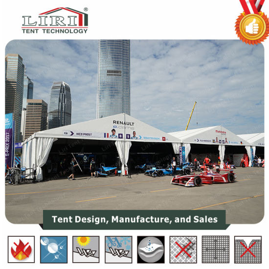 Beautiful New Design Tent 15X35m for Aoto Show on Promotion pictures & photos