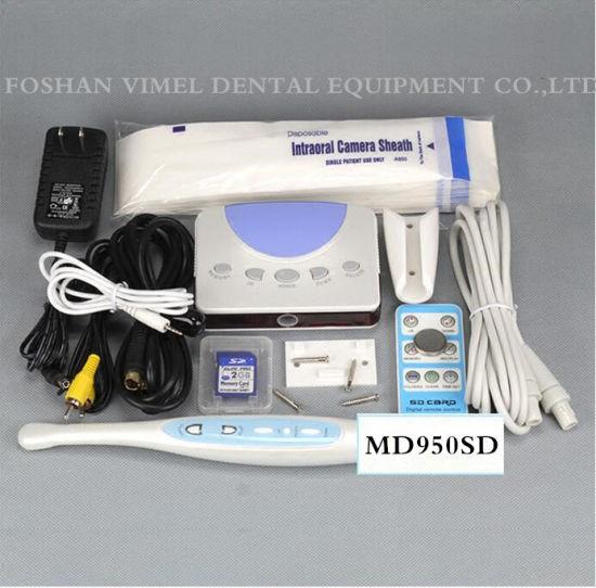 China 2.0 Mega Pixels Wired Dental Intraoral Camera Video/S-Video ...