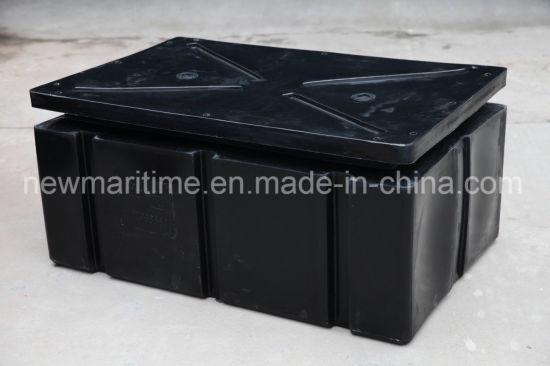 LLDPE Floating Box Pontoon with EPS Foam Inside