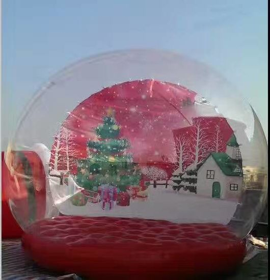 Inflatable Snow Globe for Advertising / Show / Party pictures & photos