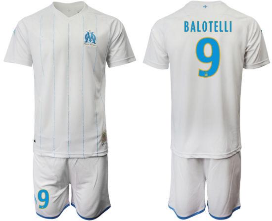 Olympique De Marseille Soccer Jersey 2019 2020 Marseille Kids
