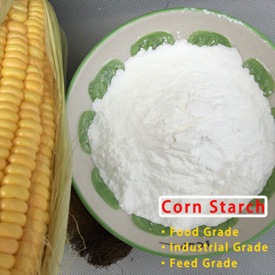 Food Sweetener Corn Starch with Low Price