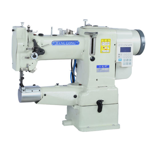 8b-2ad Direct Drive Integrated Automatic Oil Supply Automatic Backseam Thick Material Sewing Machine Industrial Sewing Equipment Compound Feed Sewing