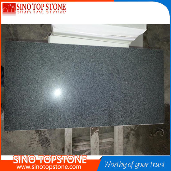 China Imapala Black Granite G654 Padang Dark Polished Floor Tiles