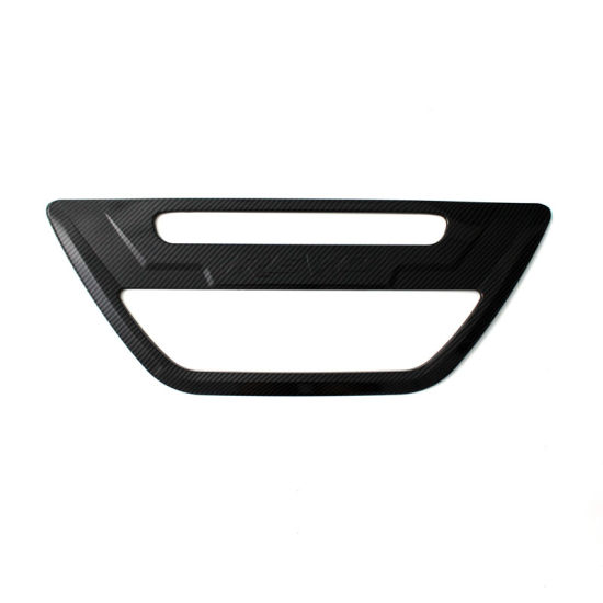 Ycsunz Body Kits Tail Gate Cover for Hilux Revo 2015 Carbon Rear Gate Accessories