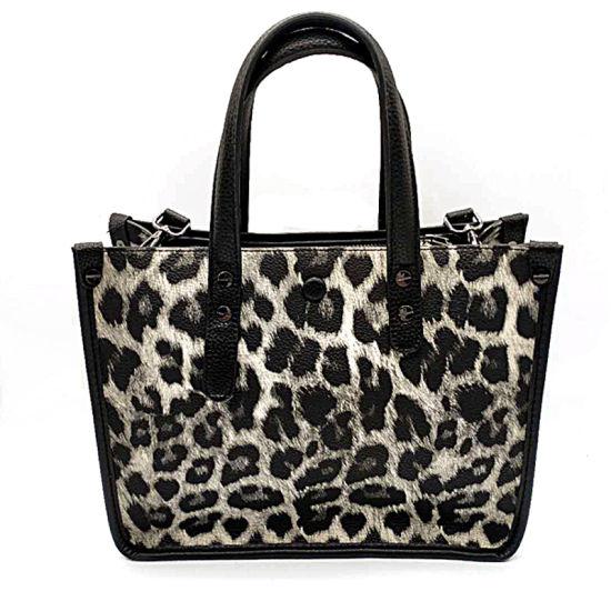 Leopard Print Fashion Classic Tote Bag