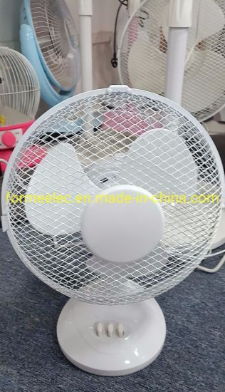 "12 Inch Electric Fan 12"" Table Fan AC Desk Fan"